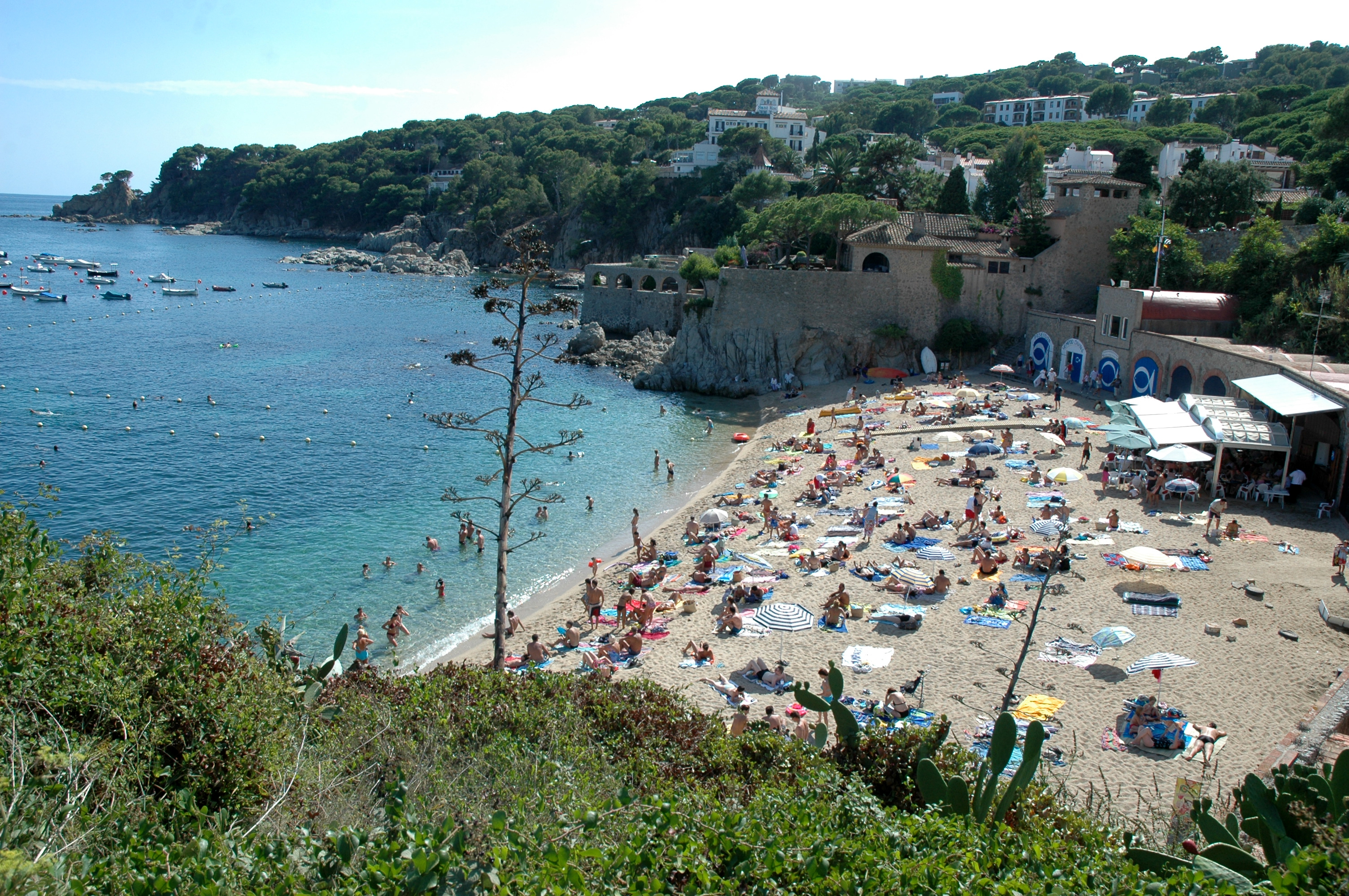 Port Pelegri Beach