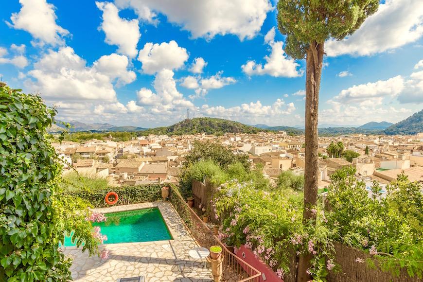 012MS - 3 Bedroom Villa to Rent in Pollensa, Mallorca, Spain
