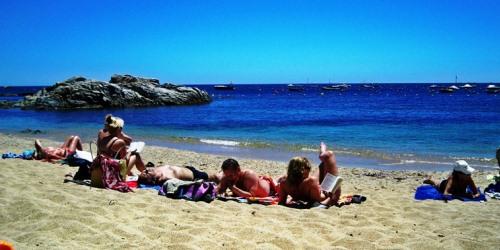 Calella de Palafeugell Beach - Port Bo