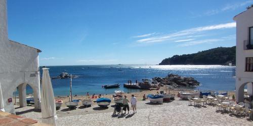 Calella de Palafeugell Beach - Les Voltes