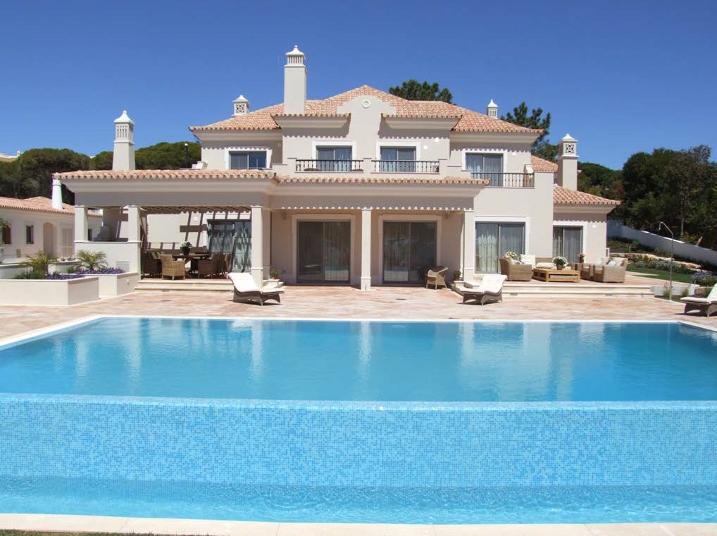 villa to rent in dunas douradas club algarve portugal