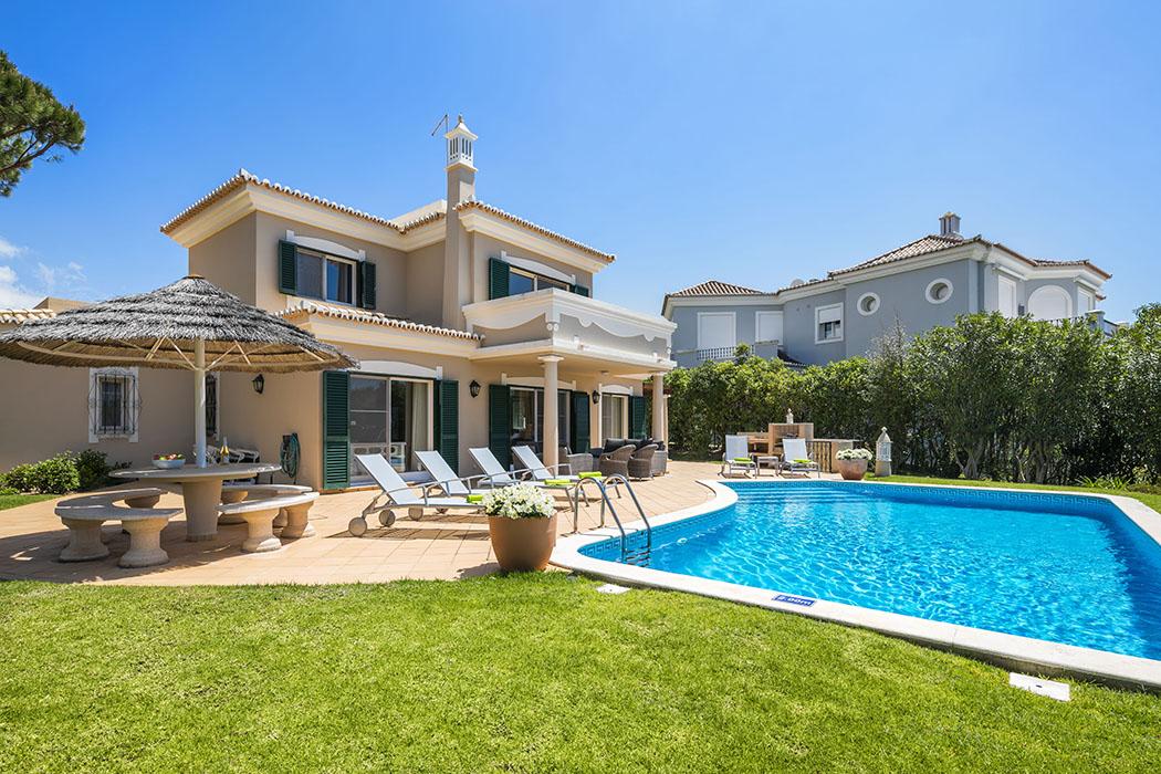 Villa To Rent In Vale Do Lobo Algarve