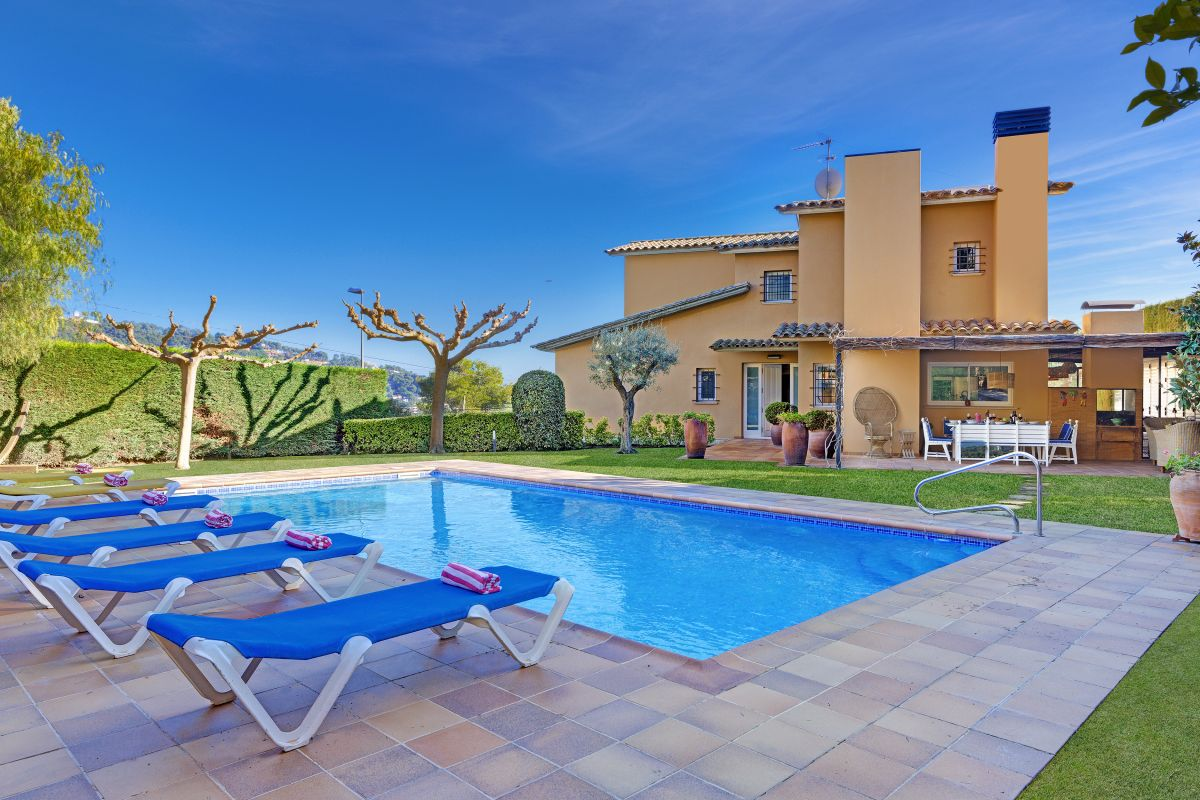 Villa To Rent In Llafranc Costa Brava