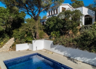Villa to Rent in Calella De Palafrugell, Costa Brava