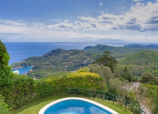 Villa in Begur - town, Costa Brava