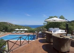 Villa to Rent Begur, Sa Riera