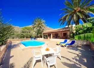 Villa to Rent in Pollensa, Mallorca, Spain