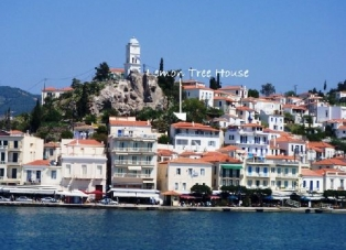 Apartment Above Poros Harbour