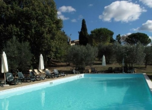 House in Agritourism in Chianti, Tuscany