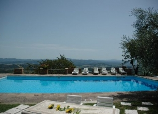 Villa for rent in Siena, Tuscany