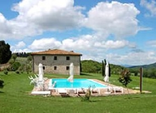 Villa for rent in Volterra, Tuscany
