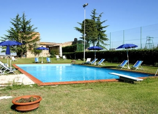 Villa for rent in San Giminiano, Tuscany