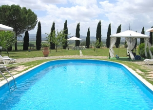 Villa for rent Near Arezzo