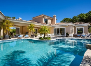 Villa to Rent in Quinta Do Lago, Portugal