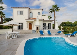 Villa to rent in Valverde Quinta do Lago
