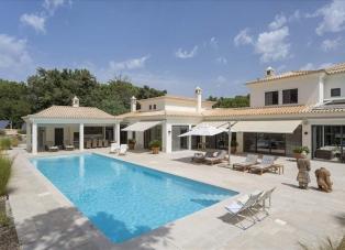5 Bed Villa to Rent in Quinta do Lago