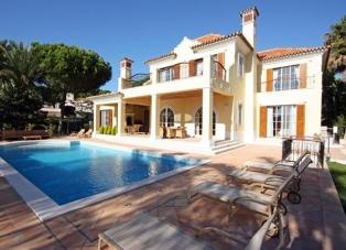 Villa to Rent in Quinta Do Lago, Pinheiros Altos