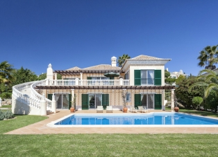 Villa to Rent in Vale Do Lobo, Algarve, Portugal
