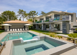 Contemporary Villa Quinta Do Lago