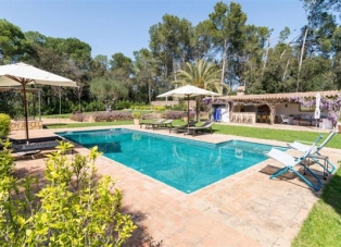 Villa to rent in Forallac
