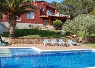 Villa to Rent in Regencos, Begur, Costa Brava