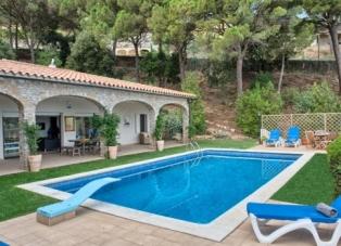 Villa in Begur, Costa Brava, Spain