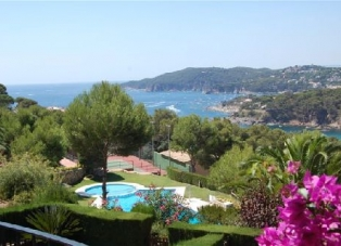 Villa for rent in Llafranc, Costa Brava