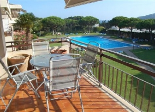 Apartment for rent in Calella De Palafrugell, Costa Brava, Spain
