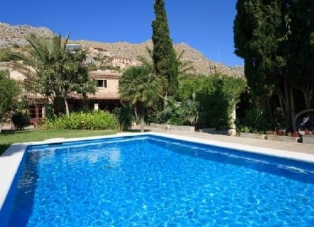 Villa to Rent in La Font, Pollensa, Mallorca