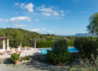 Villa to Rent in Puerto Pollensa, Mallorca