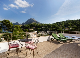 Apartment to Rent in Cala San Vincente, Mallorca