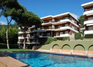 Apartment for rent in Llafranc, Costa Brava