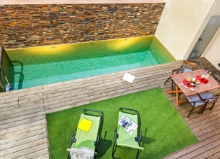 Townhouse to Rent in Begur, Centre