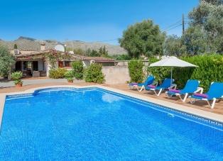 Villa to Rent in Pollensa