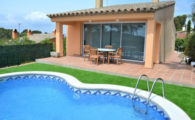 Villa to Rent in Begur, Costa Brava