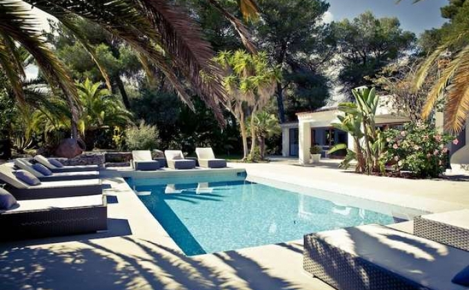 Villa to Rent in Jesus, Near to Ibiza town