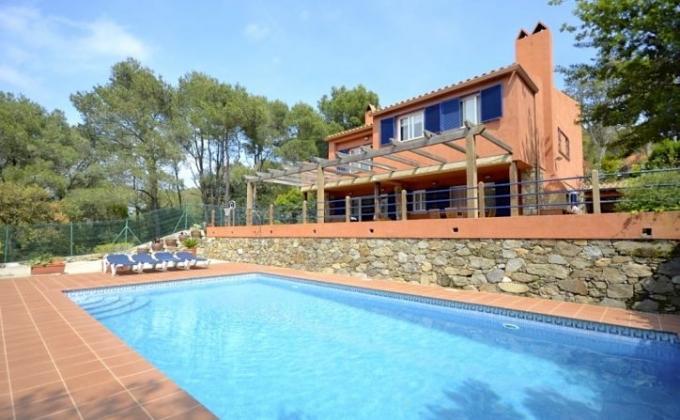 Villa in Llafranc, Costa Brava